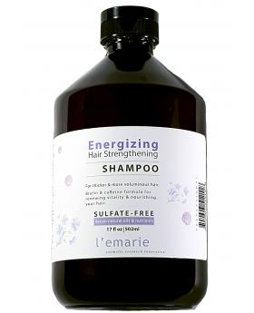 L'emarie Energizing Sulfate Free Shampoo 17 oz