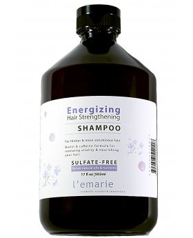L'emarie Energizing Sulfate Free Shampoo 17 oz